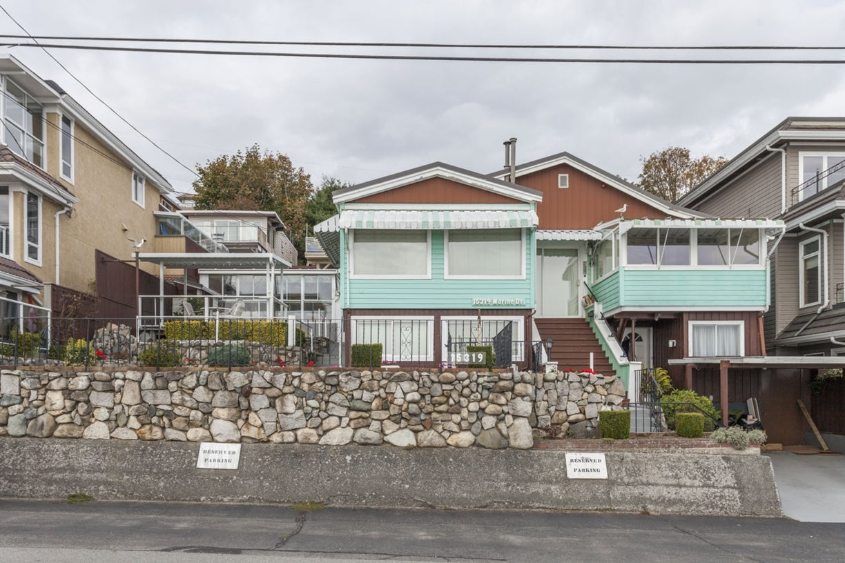 15319 MARINE DRIVE - White Rock House/Single Family for sale, 2 Bedrooms (R2001565) #2