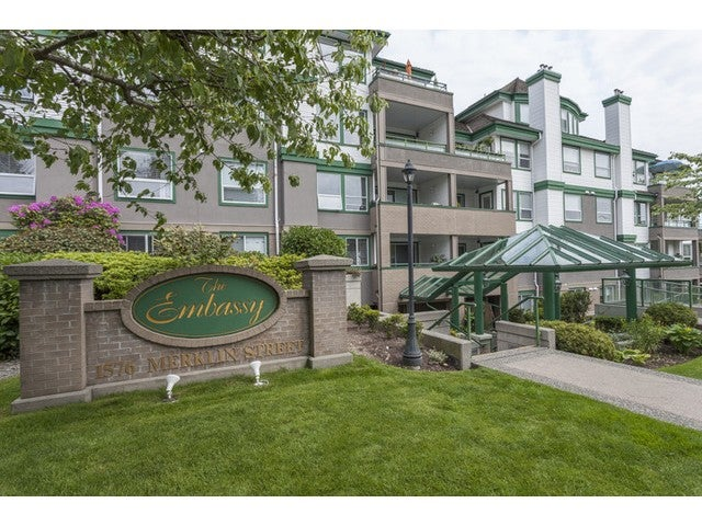 # 213 1576 MERKLIN ST - White Rock Apartment/Condo for sale, 1 Bedroom (F1441624) #1