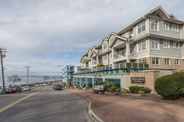 306 15621 MARINE DRIVE - White Rock Apartment/Condo for sale, 2 Bedrooms (R2052795) #1