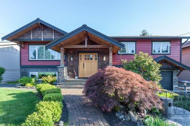15480 OXENHAM AVENUE - White Rock House/Single Family for sale, 4 Bedrooms (R2062227) #1